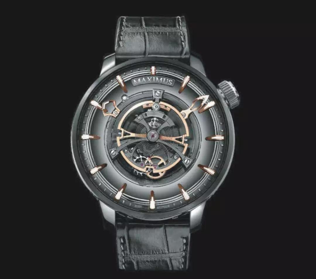 定制腕表的魅力,KERBEDANZ(凯彼丹斯)陀飞轮及腕表工艺欣赏