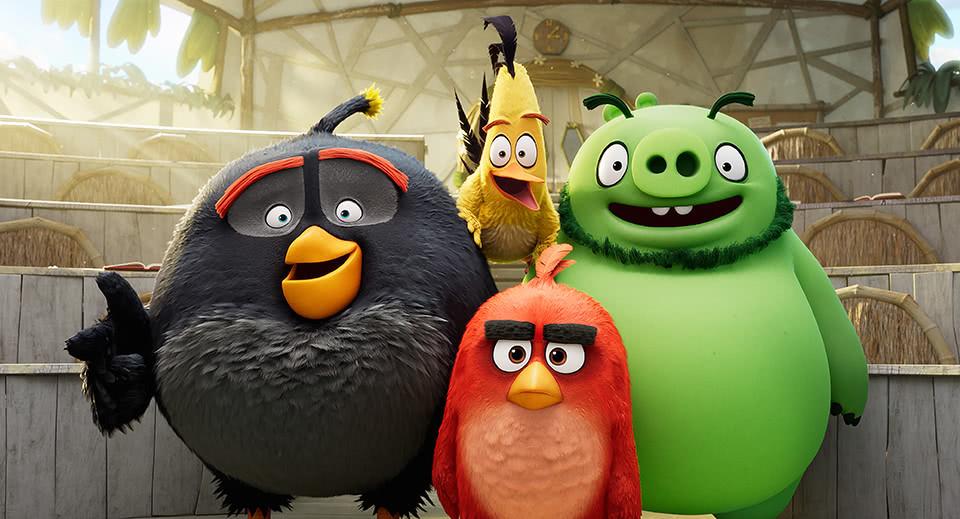动画电影《全职高手之巅峰荣耀》、《愤怒的小鸟2》8月16日全国上映