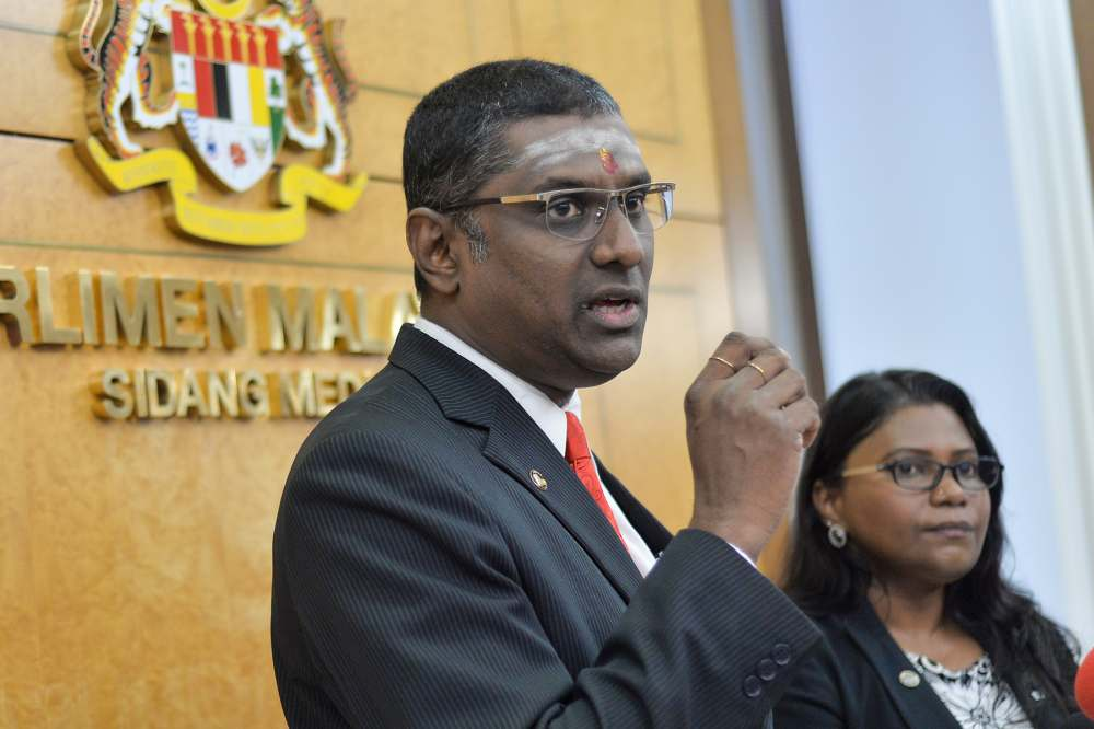 Bar defends RSN Rayer's choice to defend alleged MyKad peddler