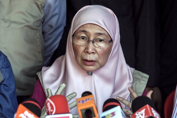Convicted paedophile registry will be updated – Wan Azizah
