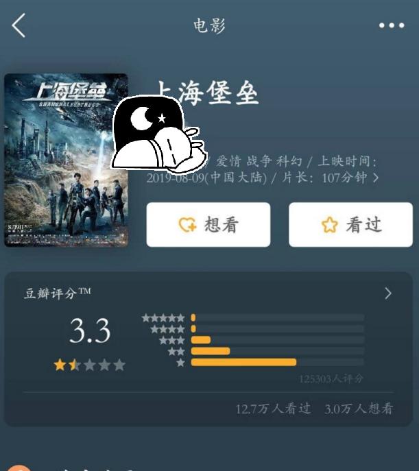 《上海堡垒》票房创新低,鹿晗被吐槽女主舒淇却没事,原因很简单