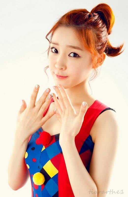 即将成为人妻,韩女团T-ARA前成员雅凛宣布明年结婚?