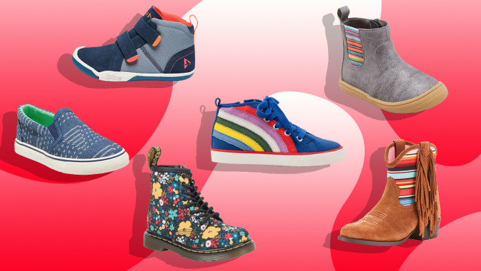 Kids Shoes to Buy Right Now