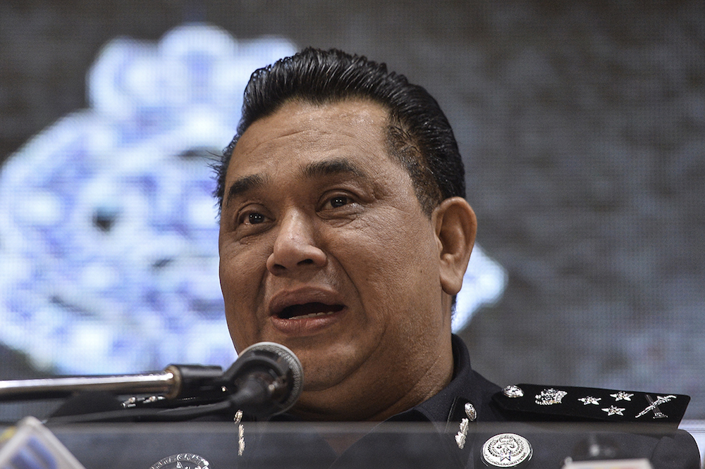 Cops launch investigation into return of Chin Peng's ashes