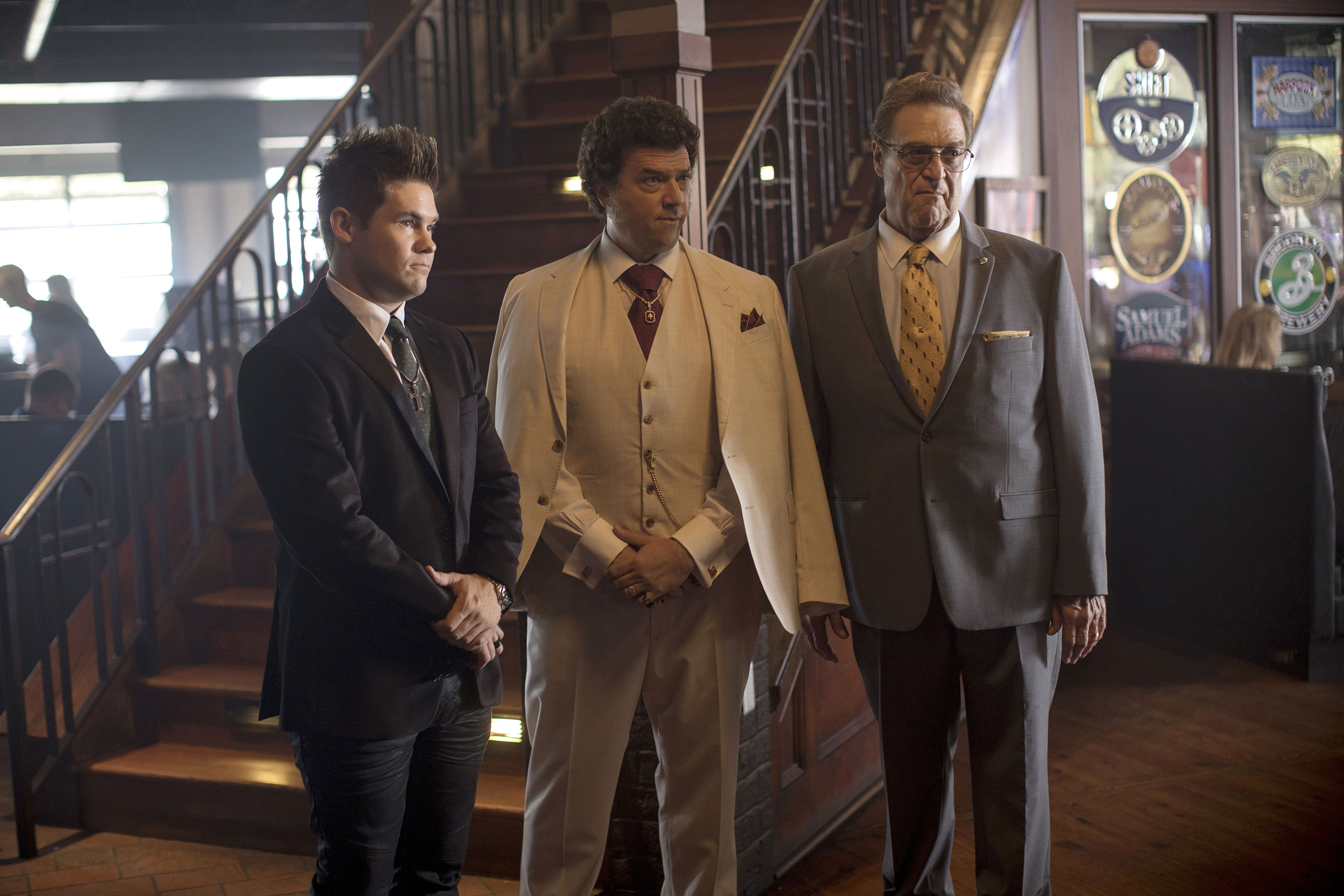 Danny McBride's Righteous Gemstones family were the show's antagonists, until he had a revelation