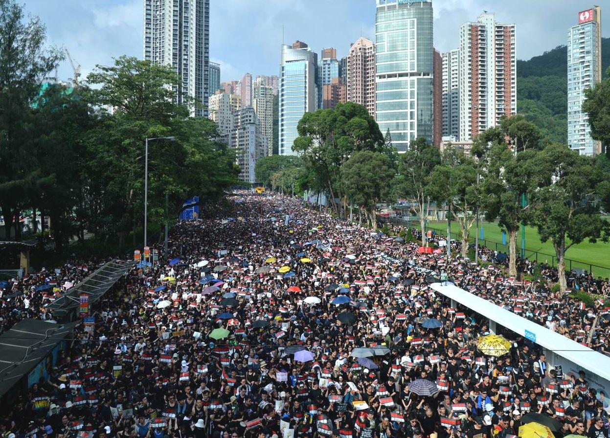 【修例风波】上诉委员会下周一就民阵申请国庆游行进行聆讯