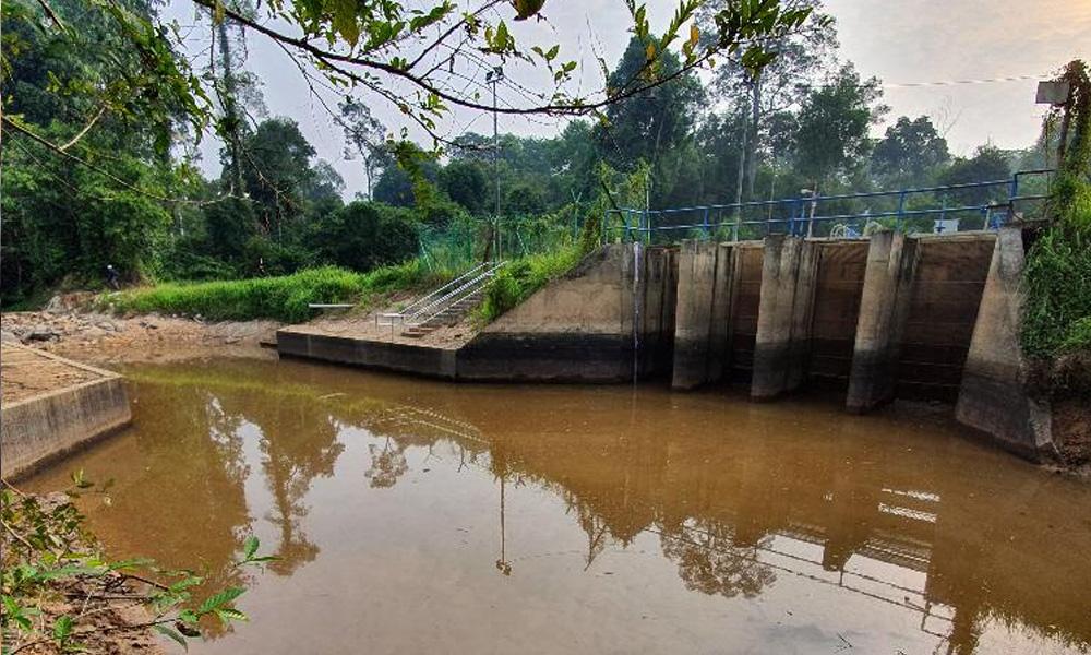 Water supply to Felda settlement near Pekan returns after 17 days