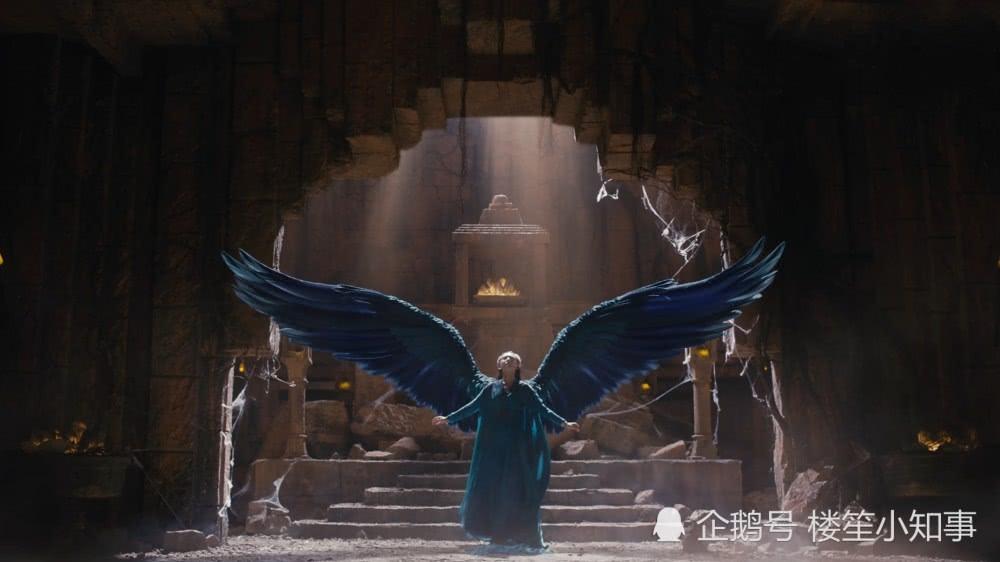 羽然成为姬武神,含泪杀掉宫羽衣,唤醒了神殿中的鹤雪