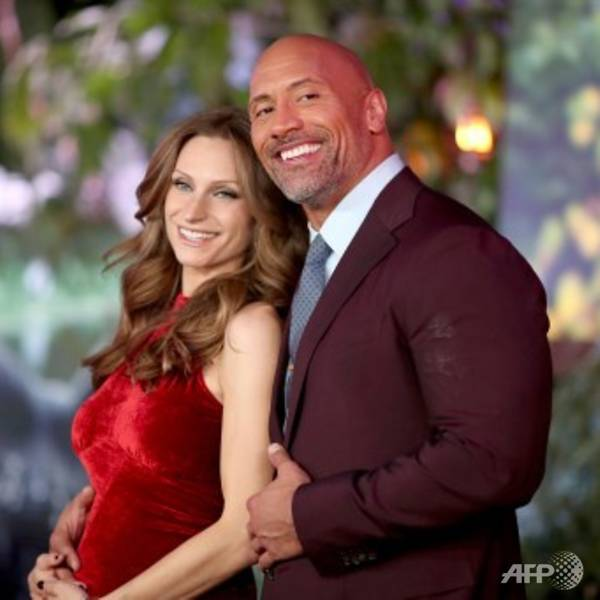 Dwayne 'The Rock' Johnson marries longtime girlfriend of 12 years
