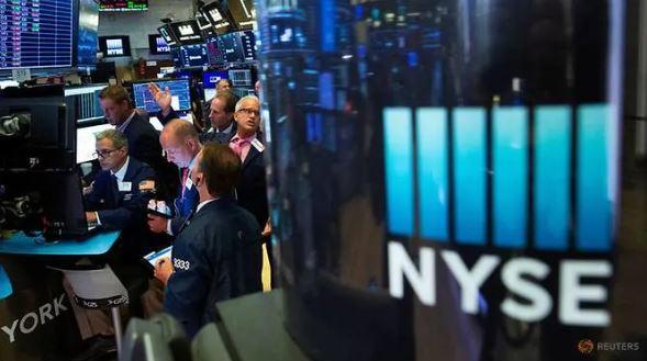 美股升多跌少 金融能源股上涨