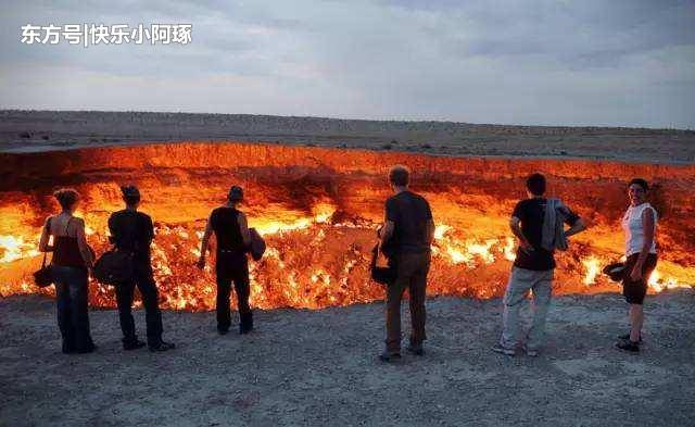世界最牛的一把火,烧了整整46年,每年烧掉500亿