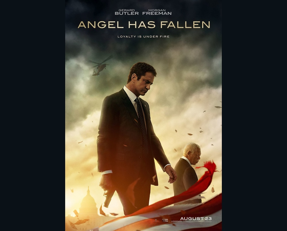 New in theatres: 'Angel Has Fallen', 'Ready or Not', 'Brittany Runs a Marathon', more (VIDEO)