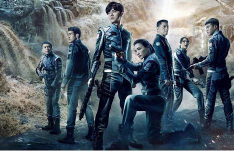 用错鹿晗不如说是蹭错流量,滕华涛不愿承认《上海堡垒》是烂片?