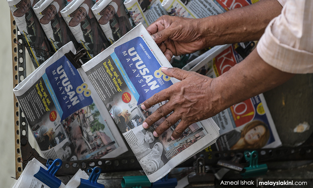 Utusan union appeals to PM for help