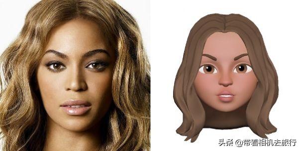 用AI制作明星3D卡通头像,你看谁最像?
