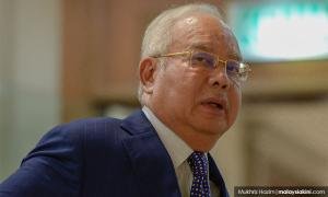 Najib had no control over SRC funds, defence lawyer submits