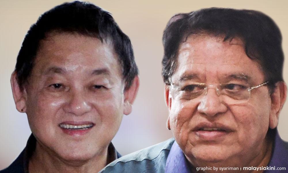 Businessperson accused of bribing Ku Nan pleads guilty