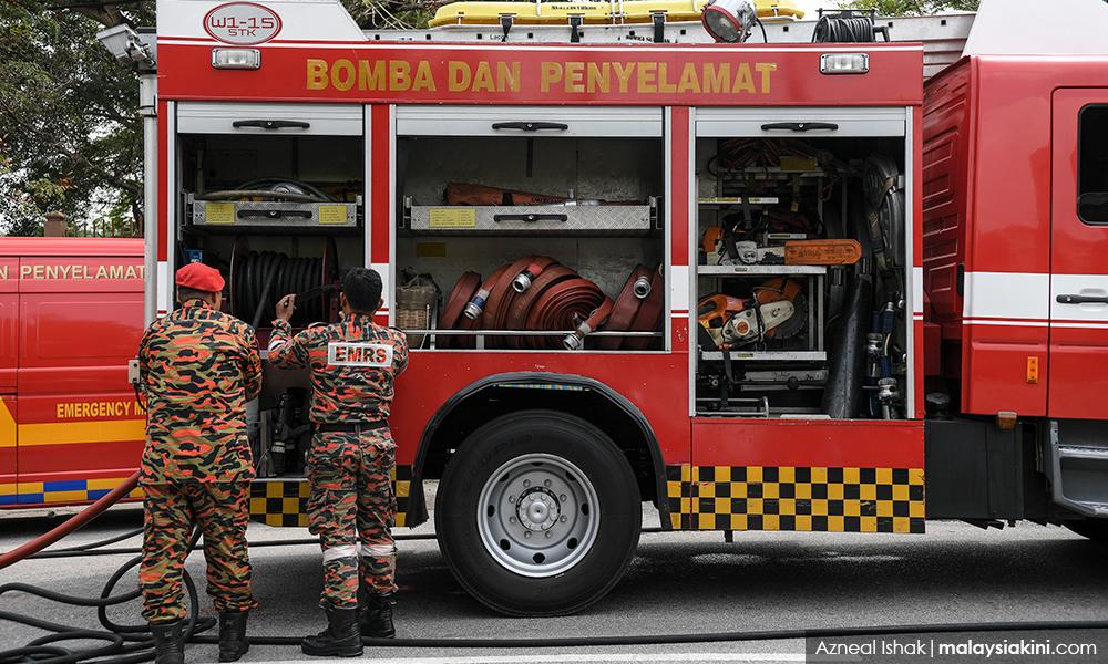 Minister: M'sian Fire Dept prepared to help put out Indonesian forest fires