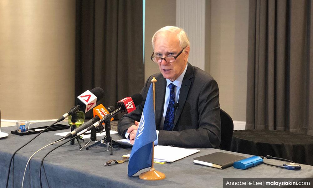 Academics echo UN rep's complaint about Putrajaya's opaque data policy