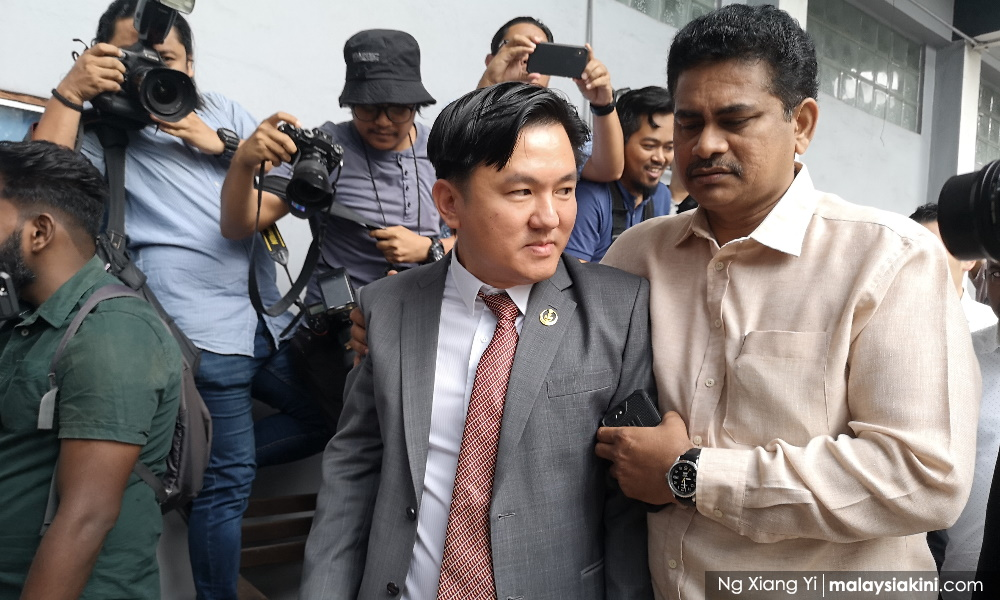Exco accused of rape goes on leave, and 10 news from yesterday