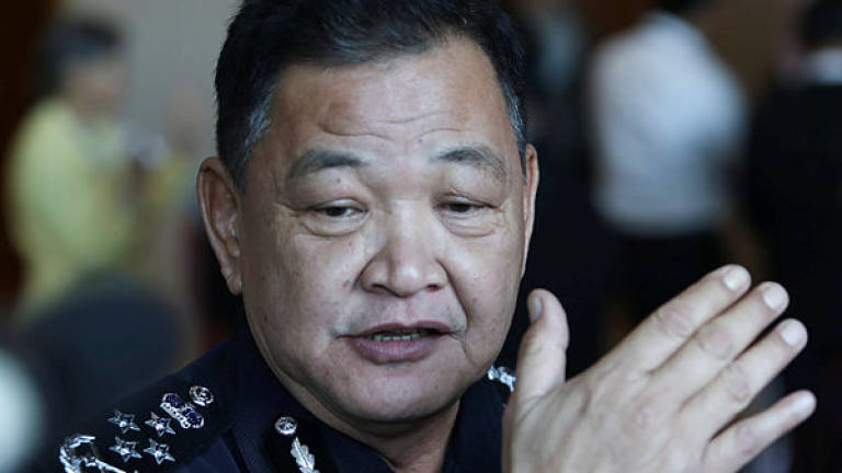 Confrontation involving parang in Sarawak not due to racial issue: IGP