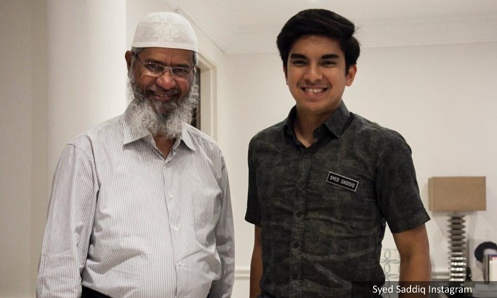 Yoursay: Syed Saddiq's inexplicable U-turn on Zakir
