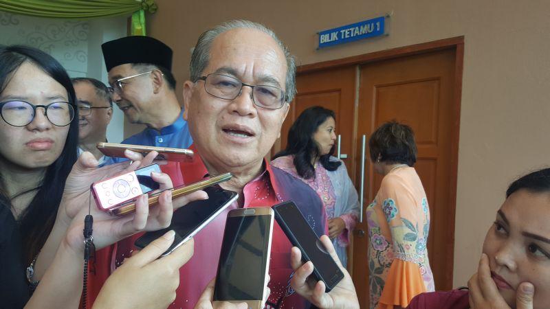 RM1m grant for Sarawak ex-servicemen association, says DCM