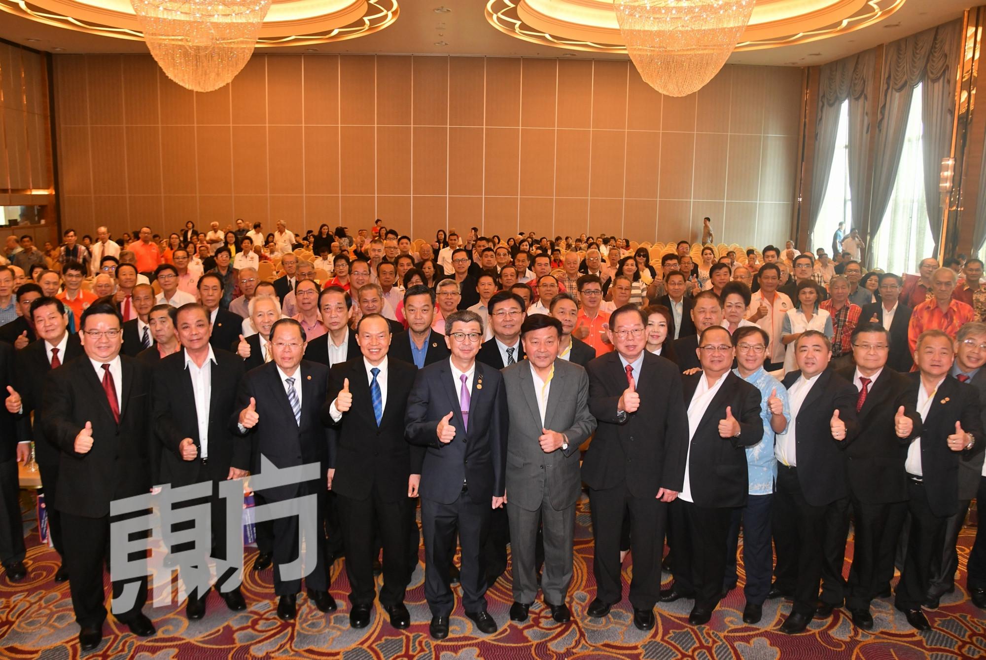 福联会成立企业家协会