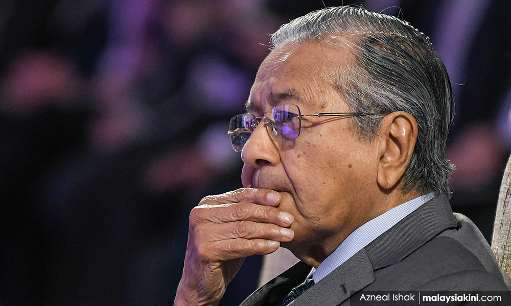 Yoursay: Mahathir, Malays are not inherently lazy