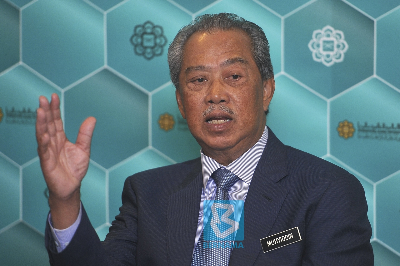 519 arrested for terrorism activities up to July – Muhyiddin
