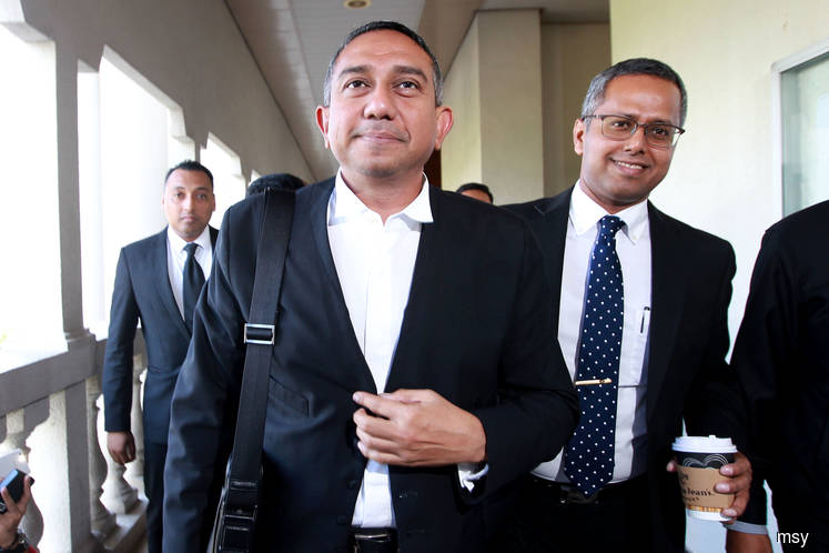 Hafarizam's lawyer to apply for more details from prosecution in money laundering suit
