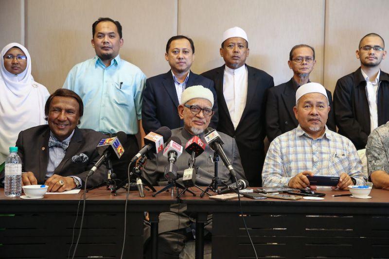 PAS says Gagasan Sejahtera embracing its partnership with Umno