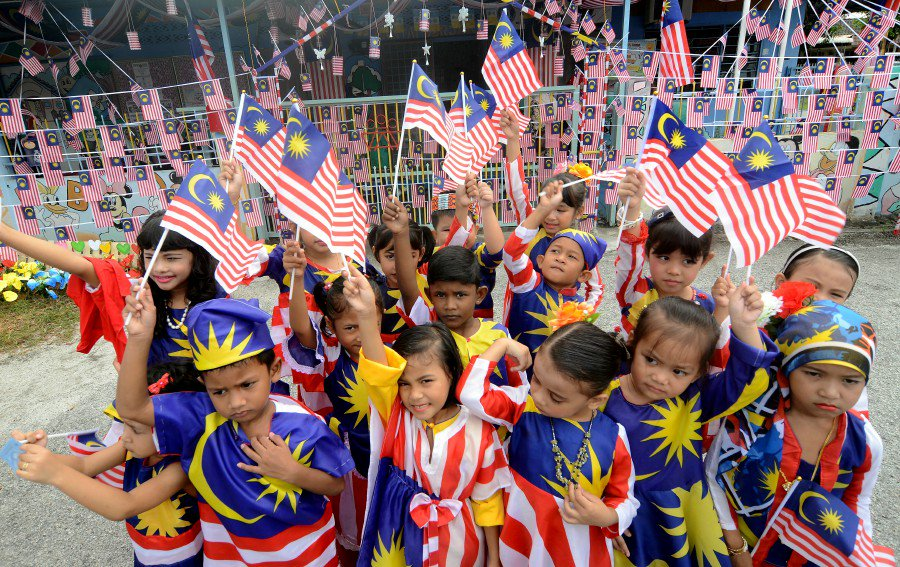 Vital to fly Jalur Gemilang in conjunction with National Day