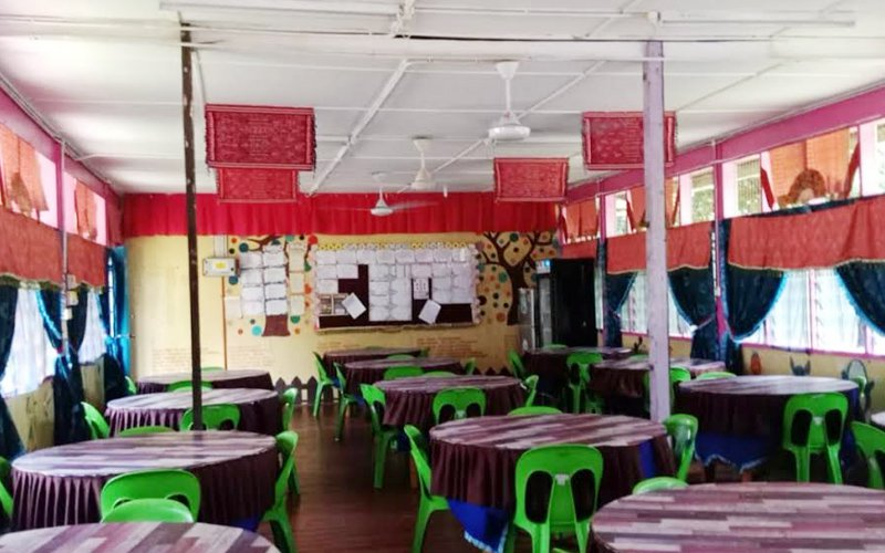 While leaders squabble, pupils struggle with termites and floods