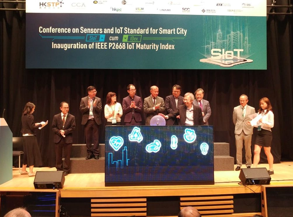 IEEE启动「物联网成熟度指数」 冀量化物联网装置绩效