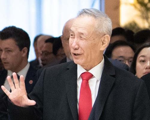 【中美贸易战】指若贸易战升级 刘鹤:将不利全世界利益