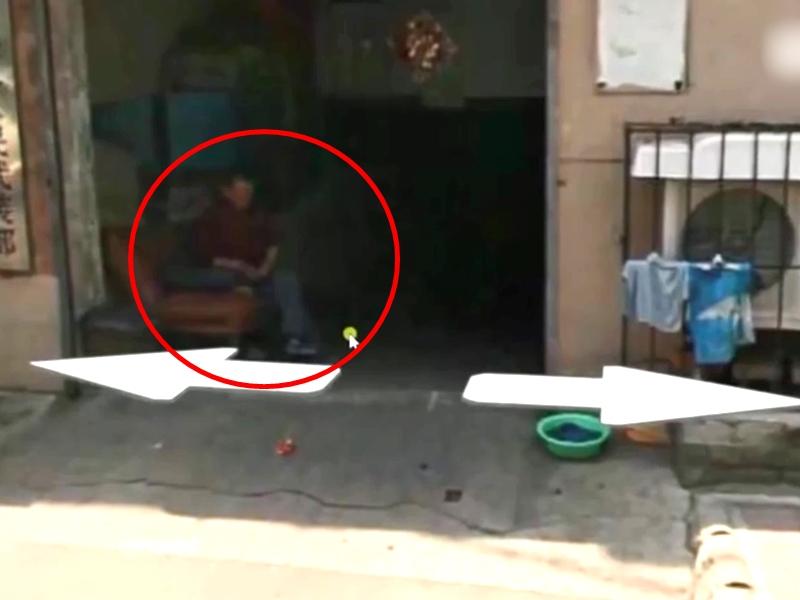 辽宁男浏览街景地图发现亡父照片: 20年来唯一的近照