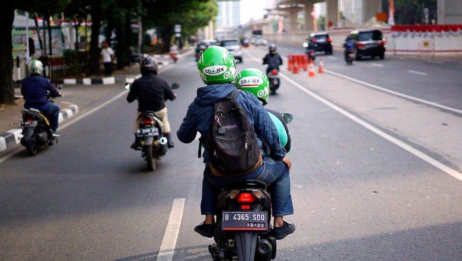 Indonesian Gojek rider partners upset over 'insulting remark'