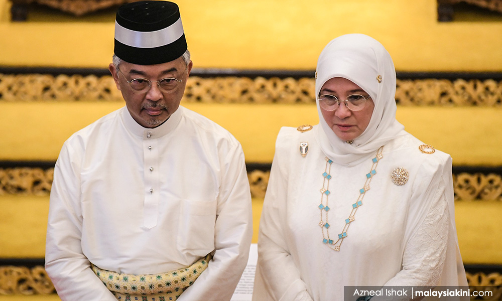 Don't belittle sacrifices of armed forces, says Agong