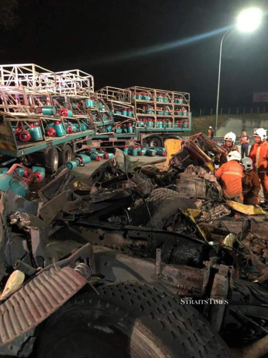 3 killed in NSE accident near Nilai