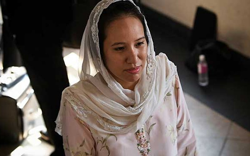 Taxman sues Najib's daughter for RM10.3mil arrears