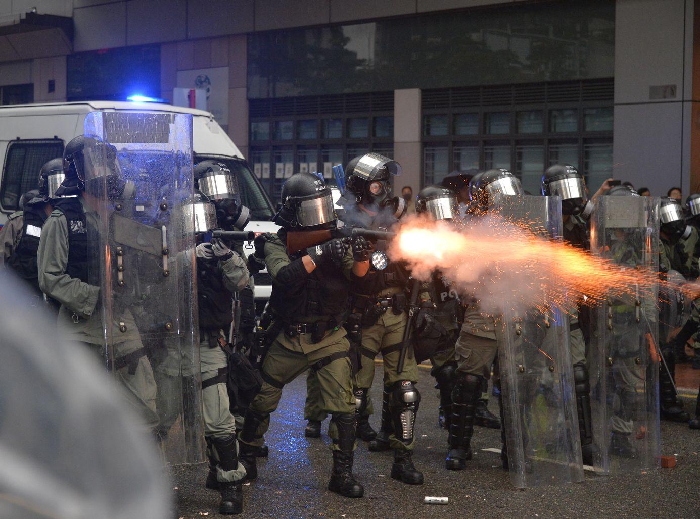 【逃犯条例】警方指周未无派员乔装示威者