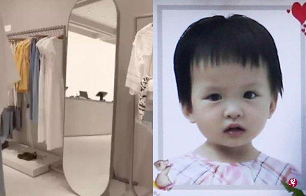 一面试衣镜,夺走女童ming首度曝光!