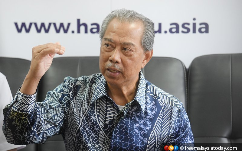 Understand context in which 'pariah' was used by PM, urges Muhyiddin