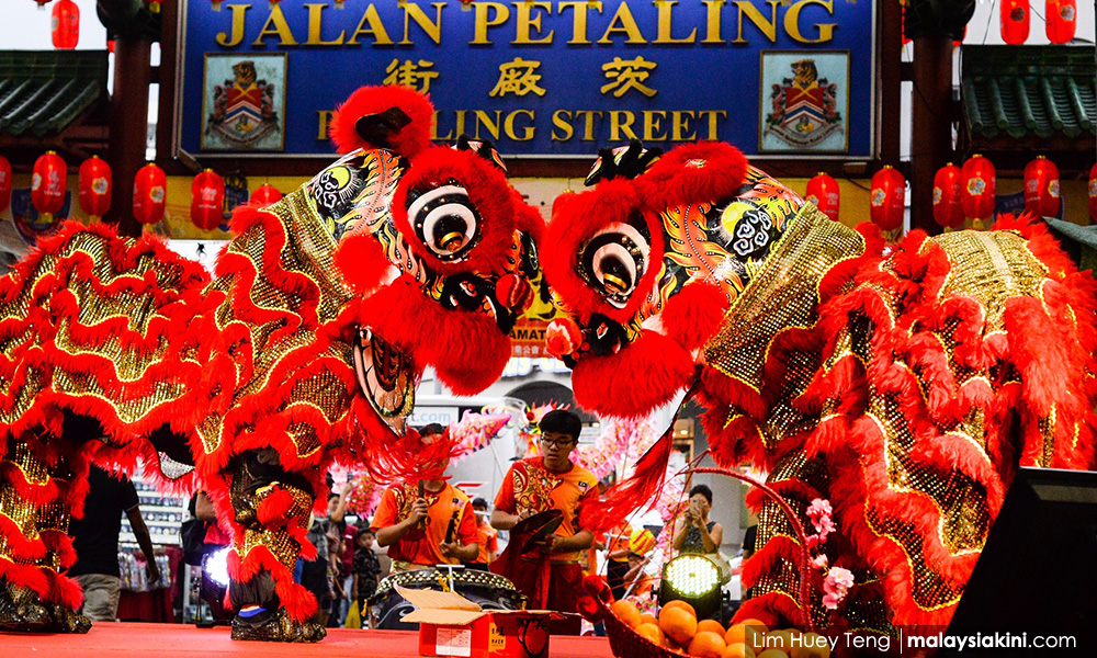 Lion, dragon dances don't need licence from Sports Ministry