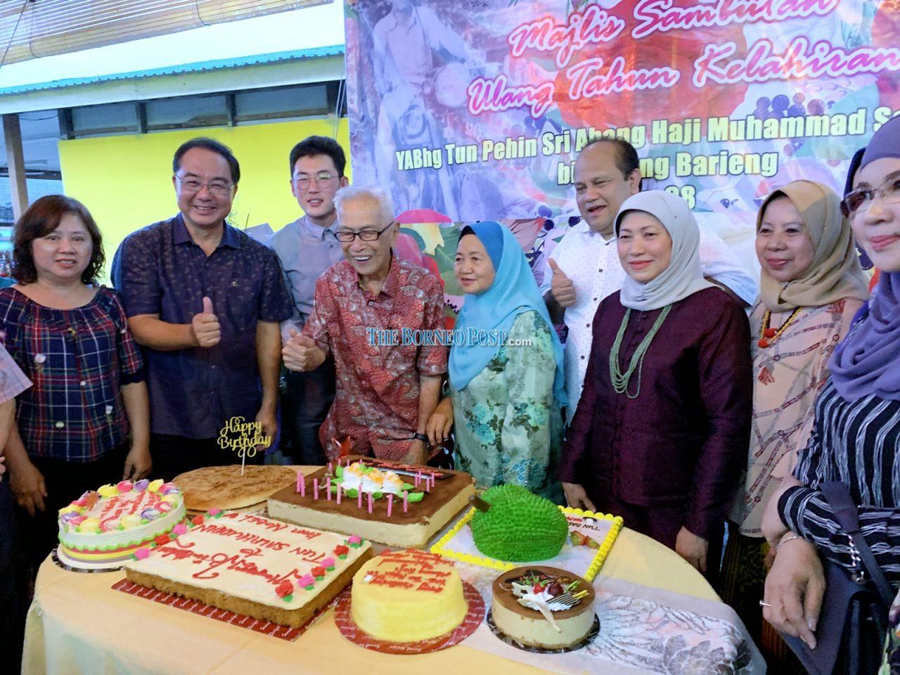 Happy 98th Birthday, Abang Salahuddin!
