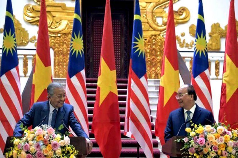 敦马冀从越南进口更多 以减少两国贸易不平衡