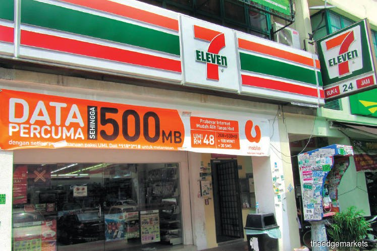 7-Eleven 2Q net profit up 11% amid growth of new stores
