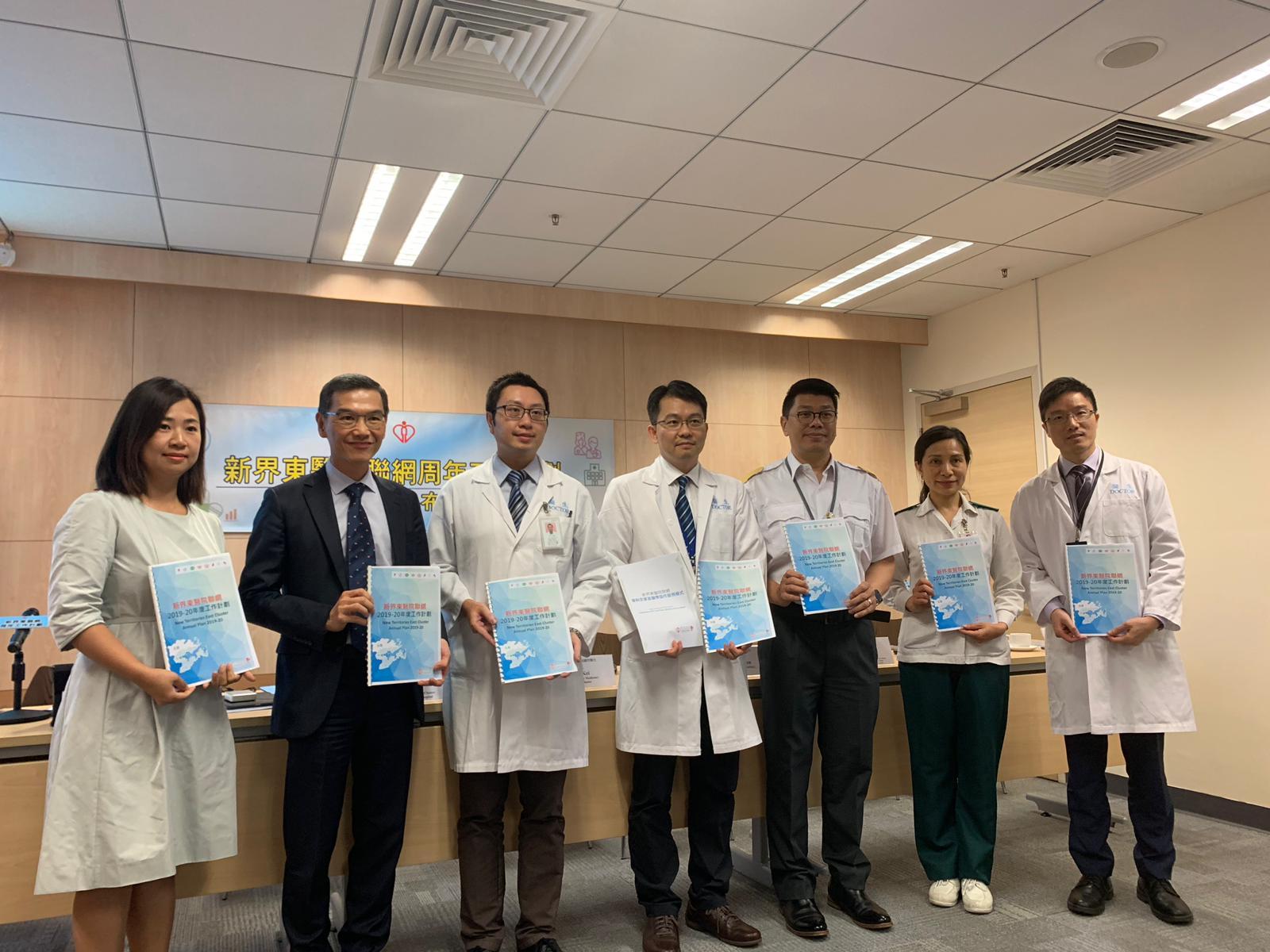 医管局新界东联网增聘431人 威院先导计划见成效骨科轮新症候缩短1年