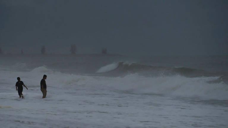 Storm Podul expected to hit Sabah waters: MetMalaysia